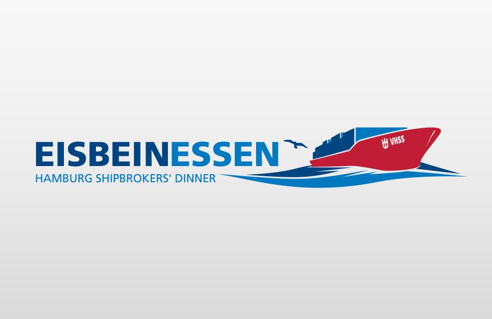 neues Logo für Hamburger Eisbeinessen