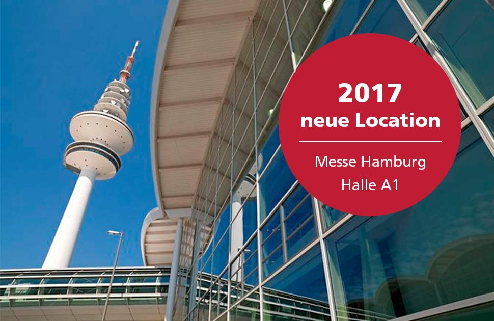 Messe Hamburg Halle A1